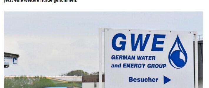 PAZ: Großer Preis des Mittelstands: Stederdorfer GWE eine Runde weiter