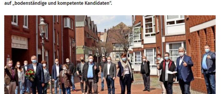 PAZ: Peiner SPD wählt Saemann einstimmig zum Bürgermeisterkandidaten
